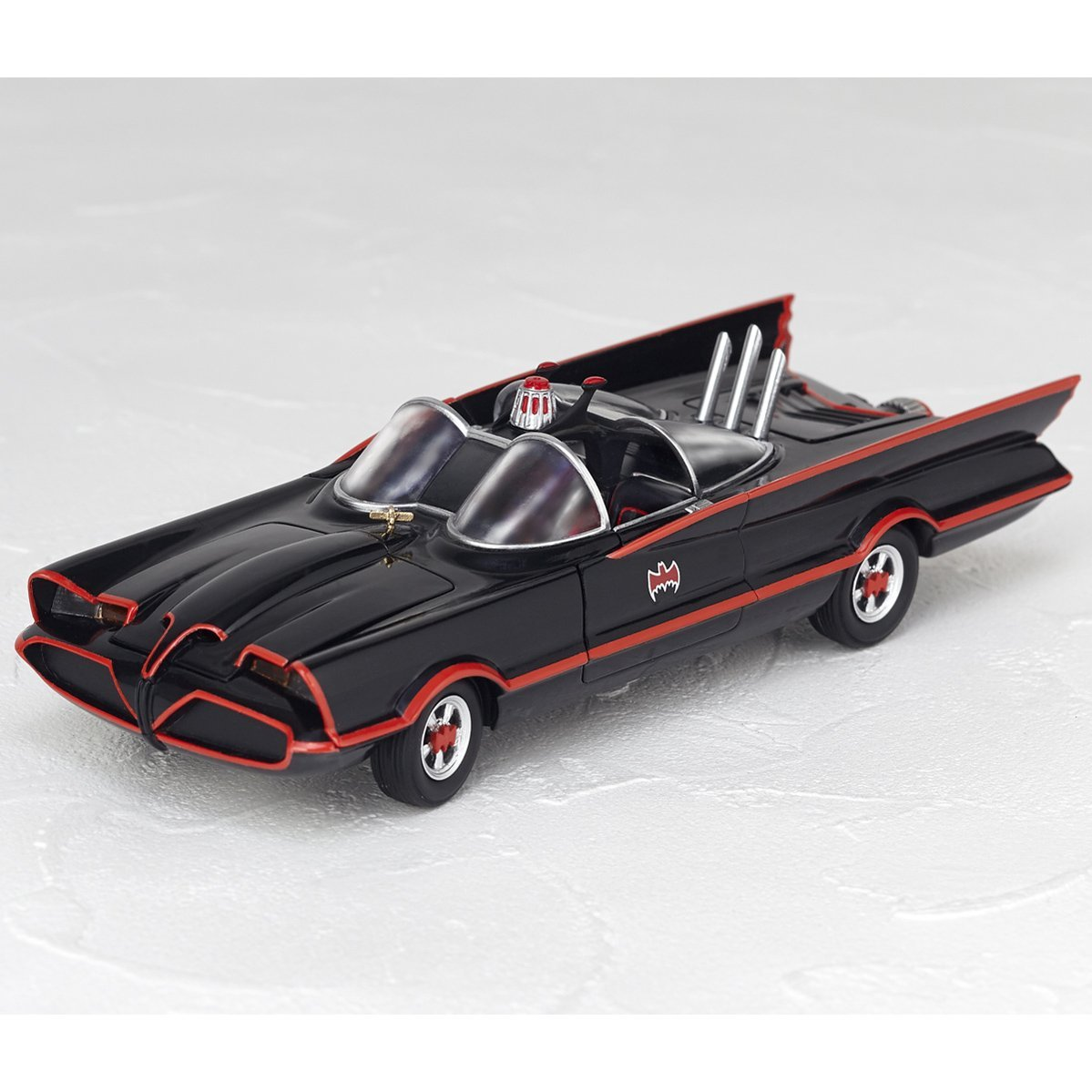 Batmobile 1966 Batman car (Bat Mobile) 150mm Figure complex movie ...